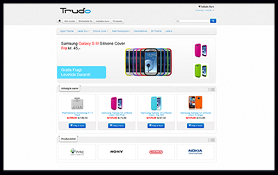 Trudo.dk Front